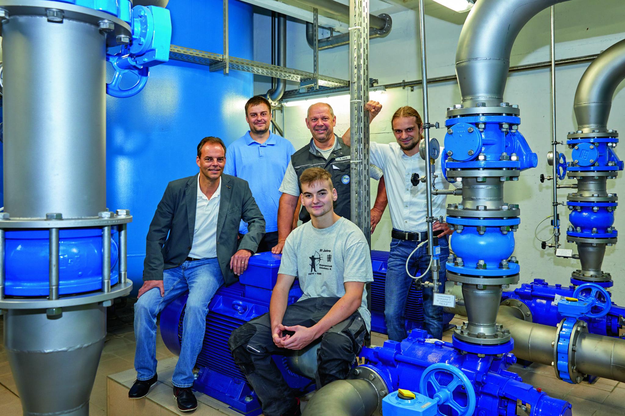 Photo of Netzwerk fürs Wasserwerk