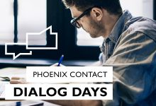 Photo of Wel­co­me to the Phoe­nix Con­tact Dia­log Days